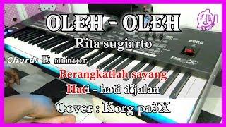 Download OLEH OLEH - Rita Sugiarto - Karaoke Dangdut Korg Pa3X