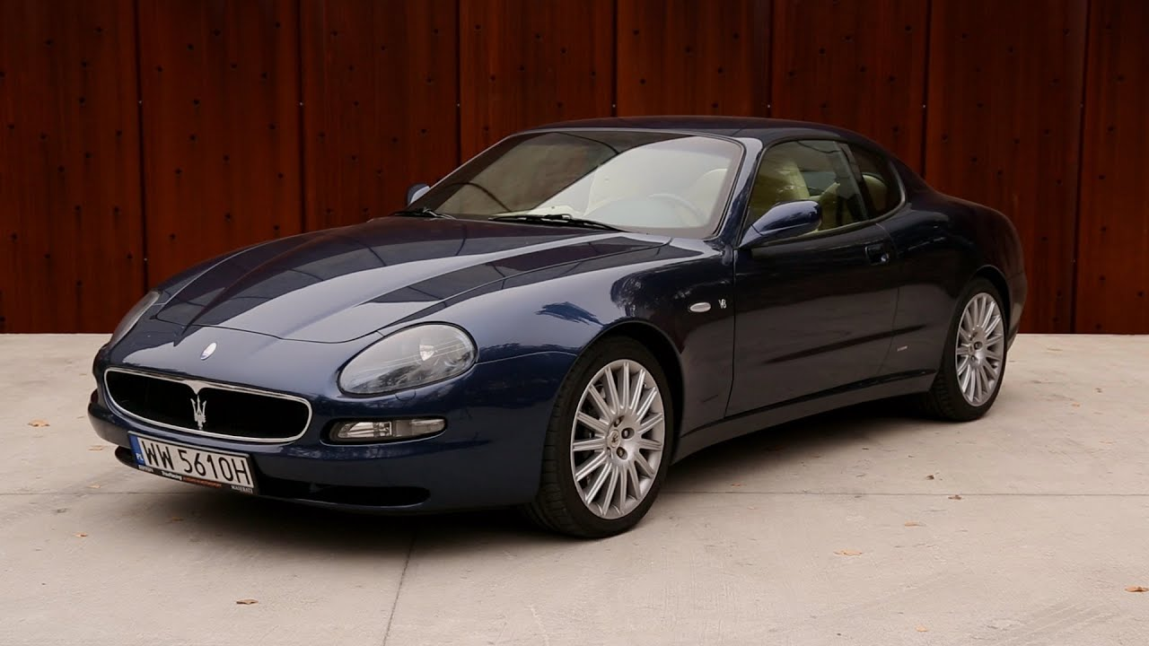 Maserati Coupe Gt 2002 4 2 V8 Hd
