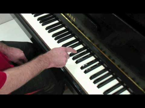 How to Play 2 Simple OneFinger Party Piece Duets  No Music Required!