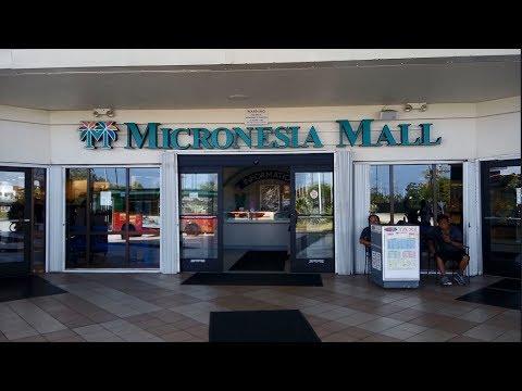 괌 출장가기 9편 마이크로네시아몰 구경하기 - vlog in GUAM (Looking around the MICRONESIA Mall)