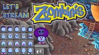 Let's Stream || Zoombinis! followed by Super Mario Maker
