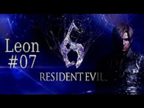 Resident Evil 6 [HD/Blind] Playthrough (Leon's Campaign - Chapter 2 - part 5) [Mutated Deborah]