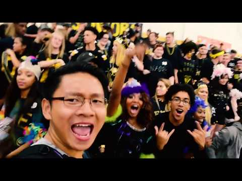 HARFORD TECH'S FALL PEP RALLY 2017 (THE LIT EVENT OF THE YEAR!!)