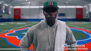 "Josh Gordon - ""Six Quarters Mentality"""