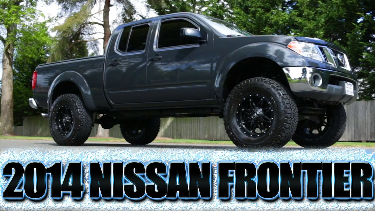 2014 Lifted Nissan Frontier 4x4 Northwest Motorsport