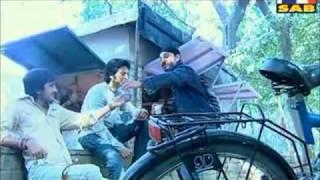 Akash scene5 - Akash shruti rain and jacket scene