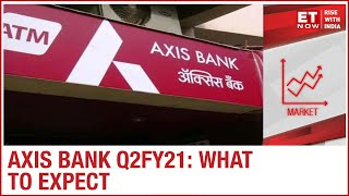 Axis bank to report its Q2FY21 report card tomorrow, here's the ET Now poll on what to expect