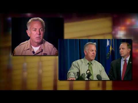 I-Team Reporter George Knapp interviews Sheriff Joe Lombardo Part 2