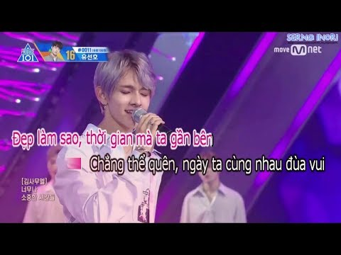 【Karaoke Việt】Always - Produce 101 Season 2 (TOP 20)