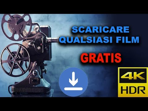 COME SCARICARE FILM IN FULL HD E 4K - GRATIS -2018