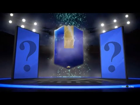 FIFA 19 Division Rival Rewards - 90+ Rated Tots Walkout Packed