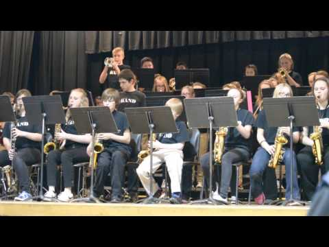 2016 Sweet Jazz Concert PJHS - Ants in the Pants