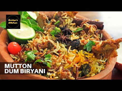 Eid Special Mutton Dum Pukht Biryani with a Fusion|| This Eid Al Adha impress your Family and Guests