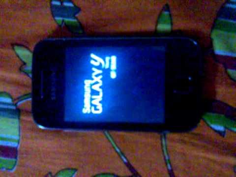 Beats Audio Boot Animaiton on Samsung Galaxy Y