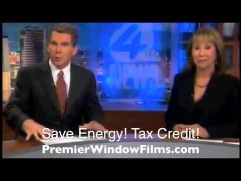 Save Energy With Window Film