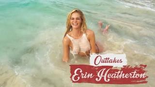 Erin Heatherton - Outtakes - Sports Illustrated Swimsuit 2015