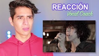 Reacción a la Voz de LP por Primera Vez - Vocal Coach Reacciona | Vargott Video