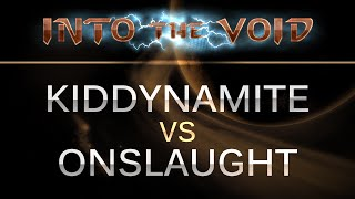 Starcraft 2 -- Into the Void -- KidDynamite (Z) v Onslaught (T) on Dusk Towers