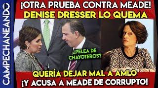 DE ULTIMA HORA OTRA ACUSACIÓN A JOSE ANTONIO MEADE ¡POR DENISE DRESSER!