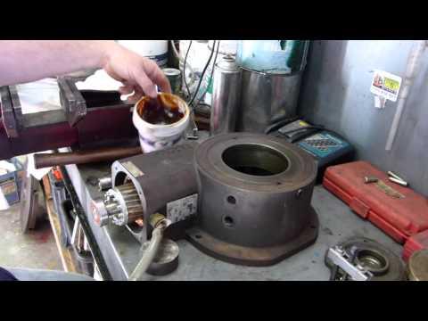 Clutch And Flywheel Grinder Restoration Part 1