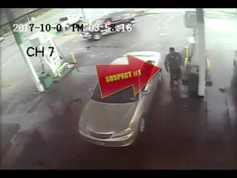 Suspect & Suspect Vehicle Wanted for 10/7/17 Homicide of Shawn Kottmann