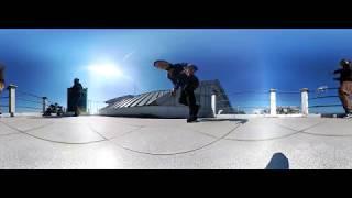 LG 360 Cam Spherical Digital Camera test footage