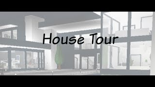 ROBLOX | ♥Welcome a Bloxburg Modern House Tour! ♥