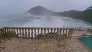 ST JOHN: Hurricane Irma