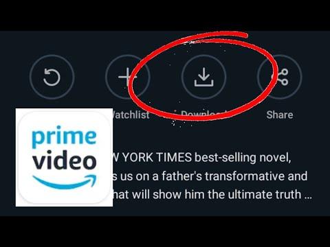 How To Download Amazon Prime Video Offline