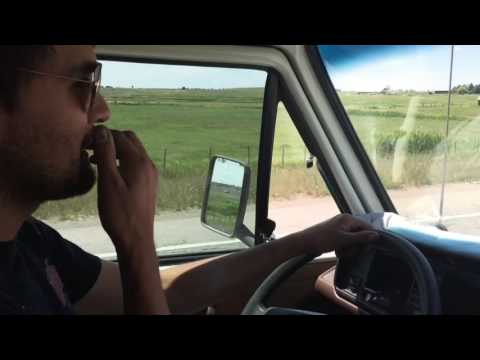 Big D's First Test Drive - 2 5 Subaru Swap - YouTube