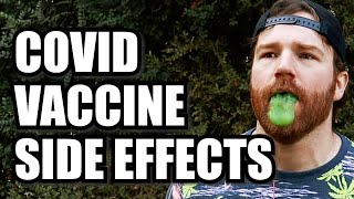 Covid Vaccine Side Effects (Parody)