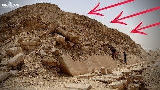 Comment Cette Pyramide Révèle DEUX CIVILISATIONS DIFFÉRENTES !