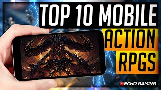 Top 10 Best Acтion RPG games Mobile Right Now