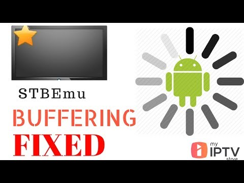 STBEmu Tips and Trick to fix Buffering or Loading issues in