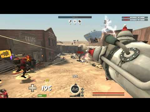 AMERICA! F%#K YEAH! July 4th Special (Soldier) TF2 Game Play