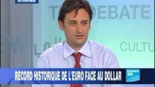 Économie France 24 / Pierre-Antoine Dusoulier (Cambiste.com)