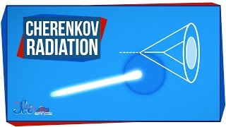 Cherenkov Radiation : Particles Faster Than the Speed of Light? thumbnail