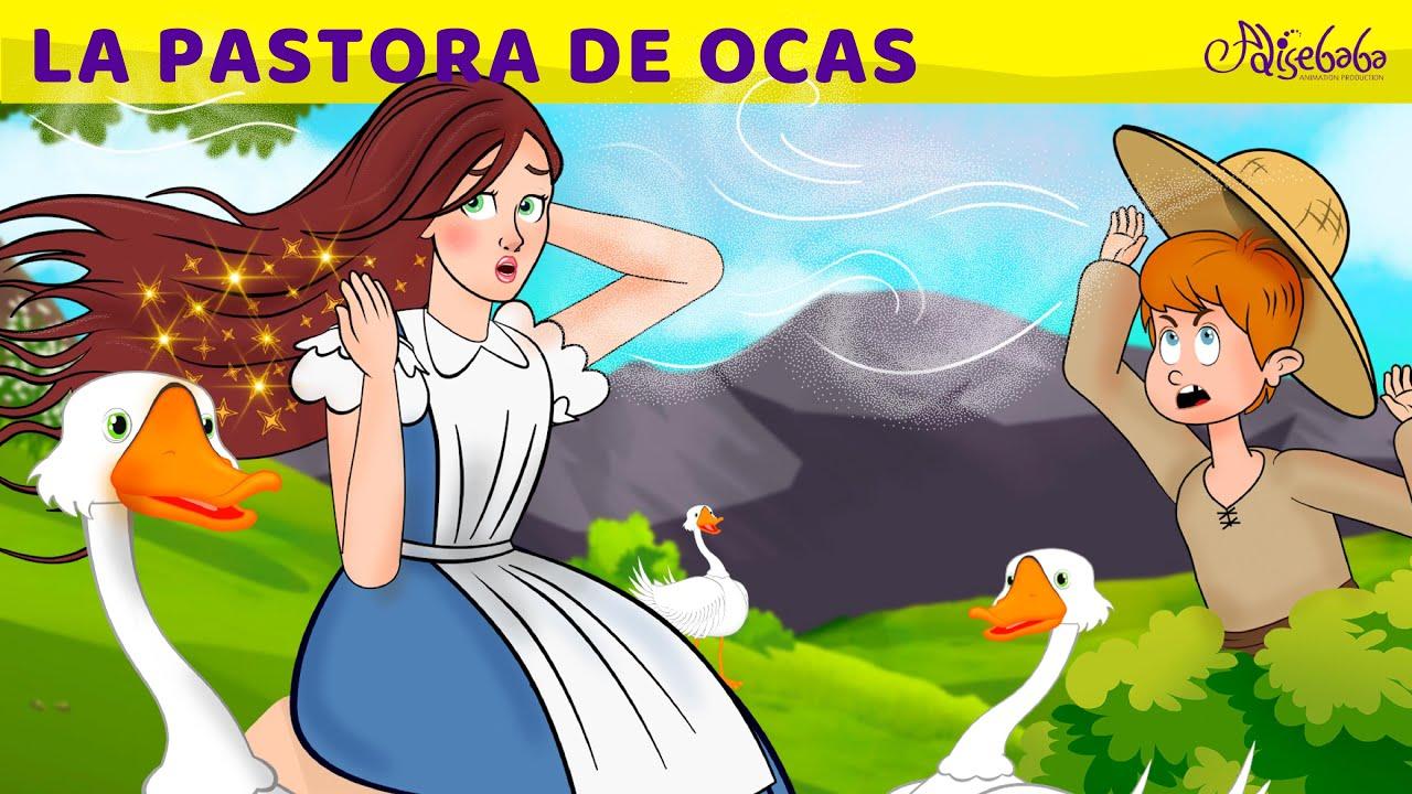 La Pastora de Ocas | Cuentos infantiles para dormir en Español