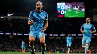 Manchester City Vs Watford 2 - 0 All Goals Highlights Premier League 2016
