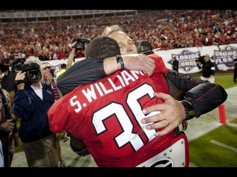 Shawn Williams: I Like To Hit People! (Bengals/UGA)