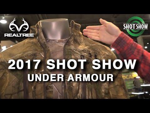 Realtree SHOT Show Under Armour Threadborne Wool