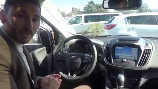🚙 Ford Kuga Vignale - Présentation du véhicule avec Eric