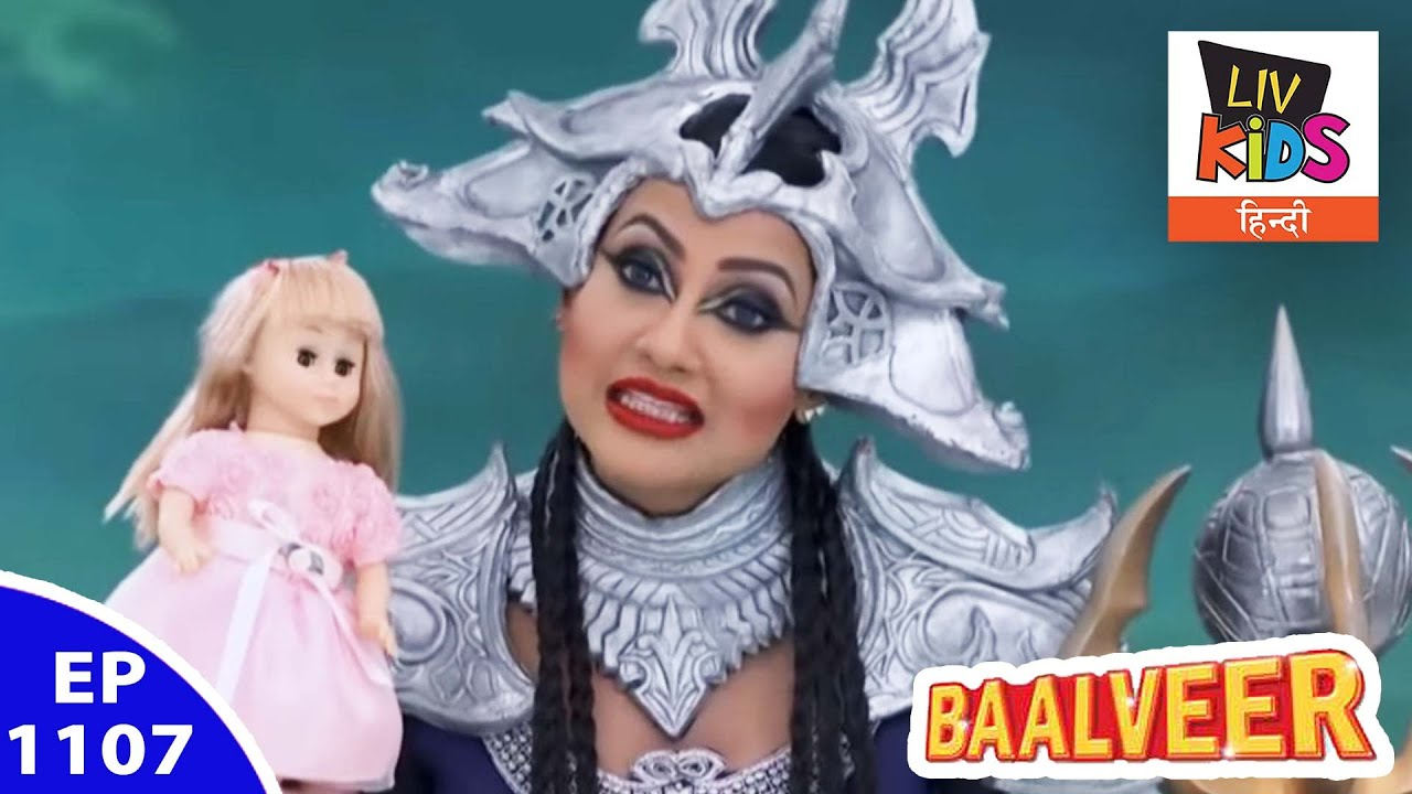 Baal Veer - बालवीर - Episode 1107 - The Cursed Doll