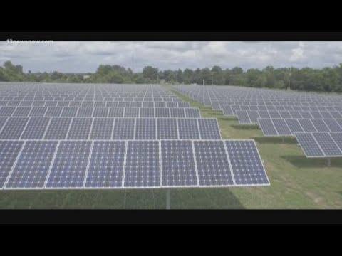 Pasquotank County looks into Giant Solar Farm