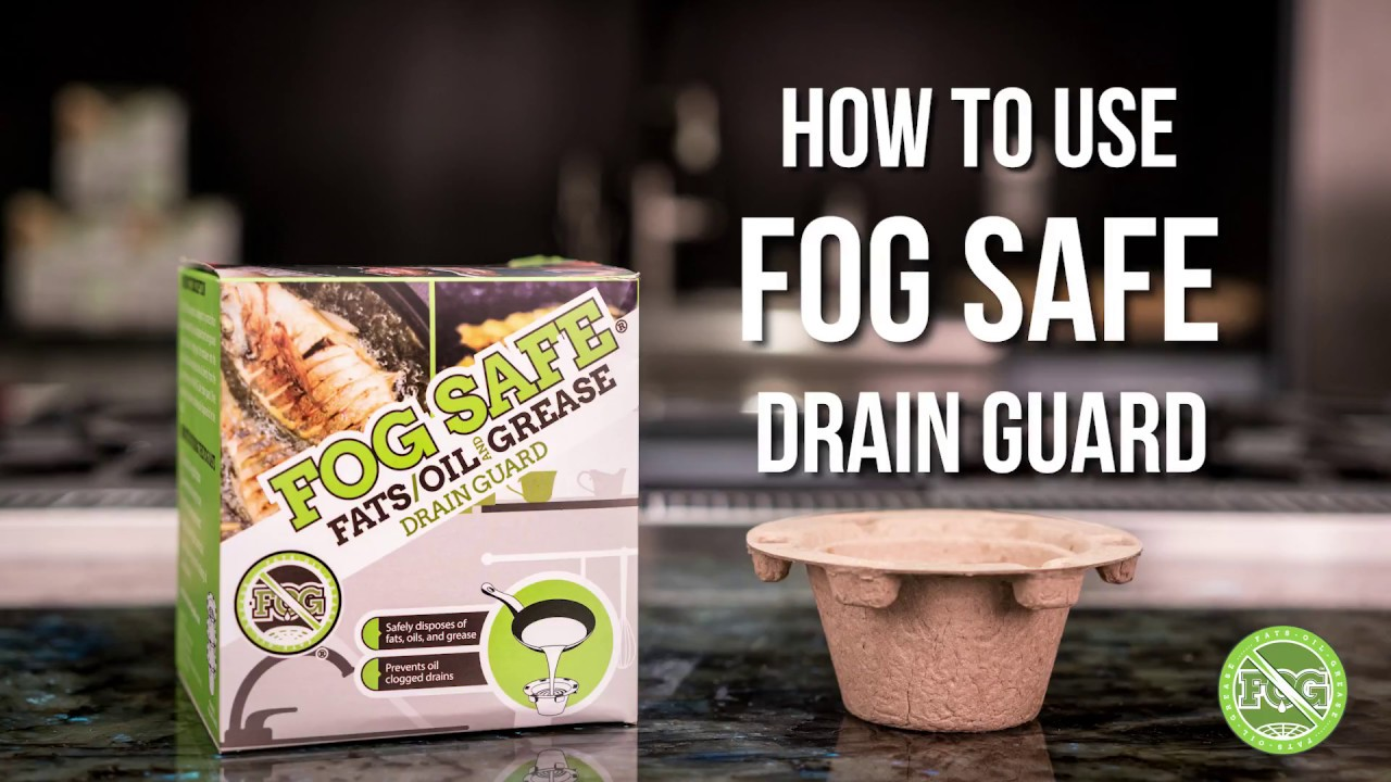 Best Way To Dispose Of Fats Oils And Grease Fog Safe Drain Guards