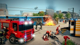 Emergency 5 Gameplay (PC HD)