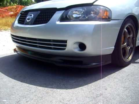 Nissan Sentra SER 2004 #1 - YouTube