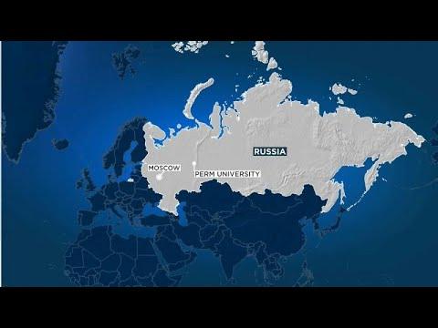 مجهول يطلق النار في جامعة بيرم الحكومية في روسيا  - نشر قبل 14 دقيقة