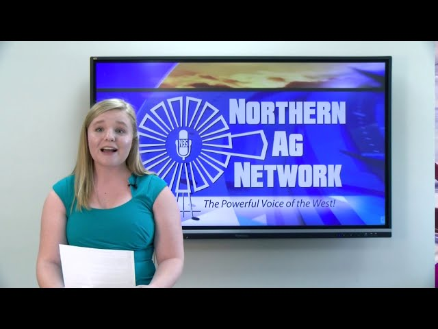 Sheridan Johnson, Northern Ag Network Intern Reports on July 31, 2020