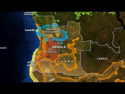 Angola's Geographic Challenge
